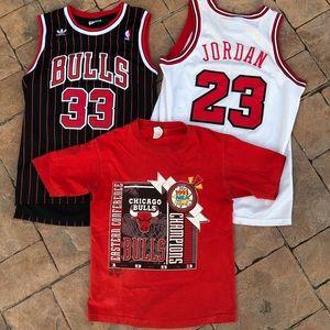 1993 Chicago's Bulls Championship Shirt